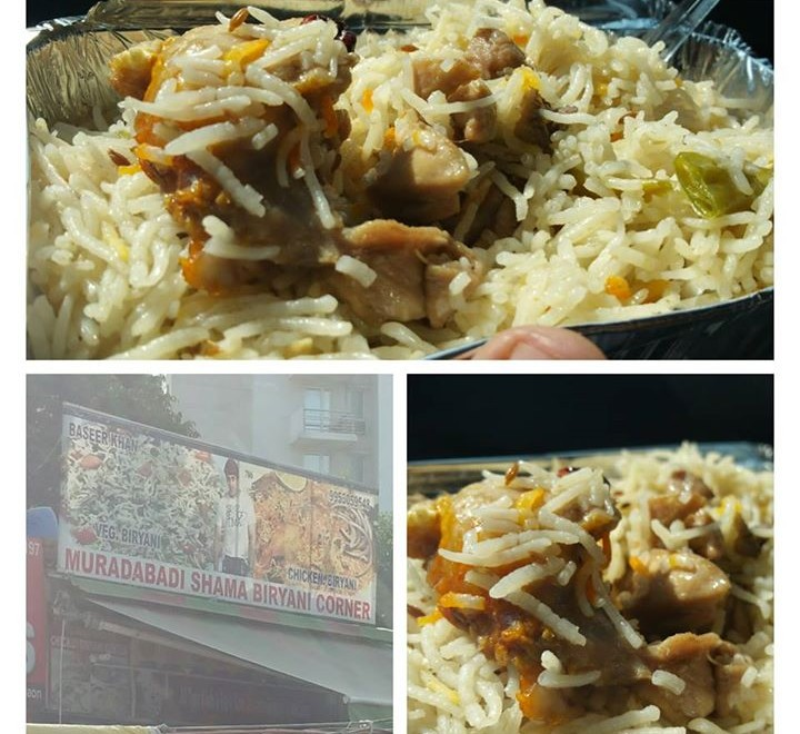 Moradabadi Chicken Biryani Gurgaon