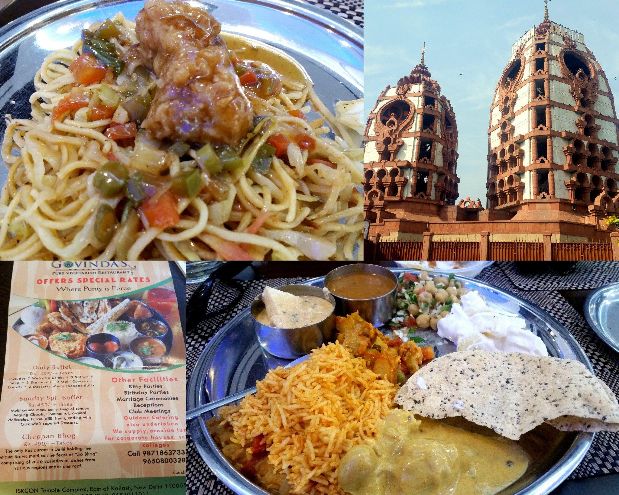 Govinda's Iskcon Mandir