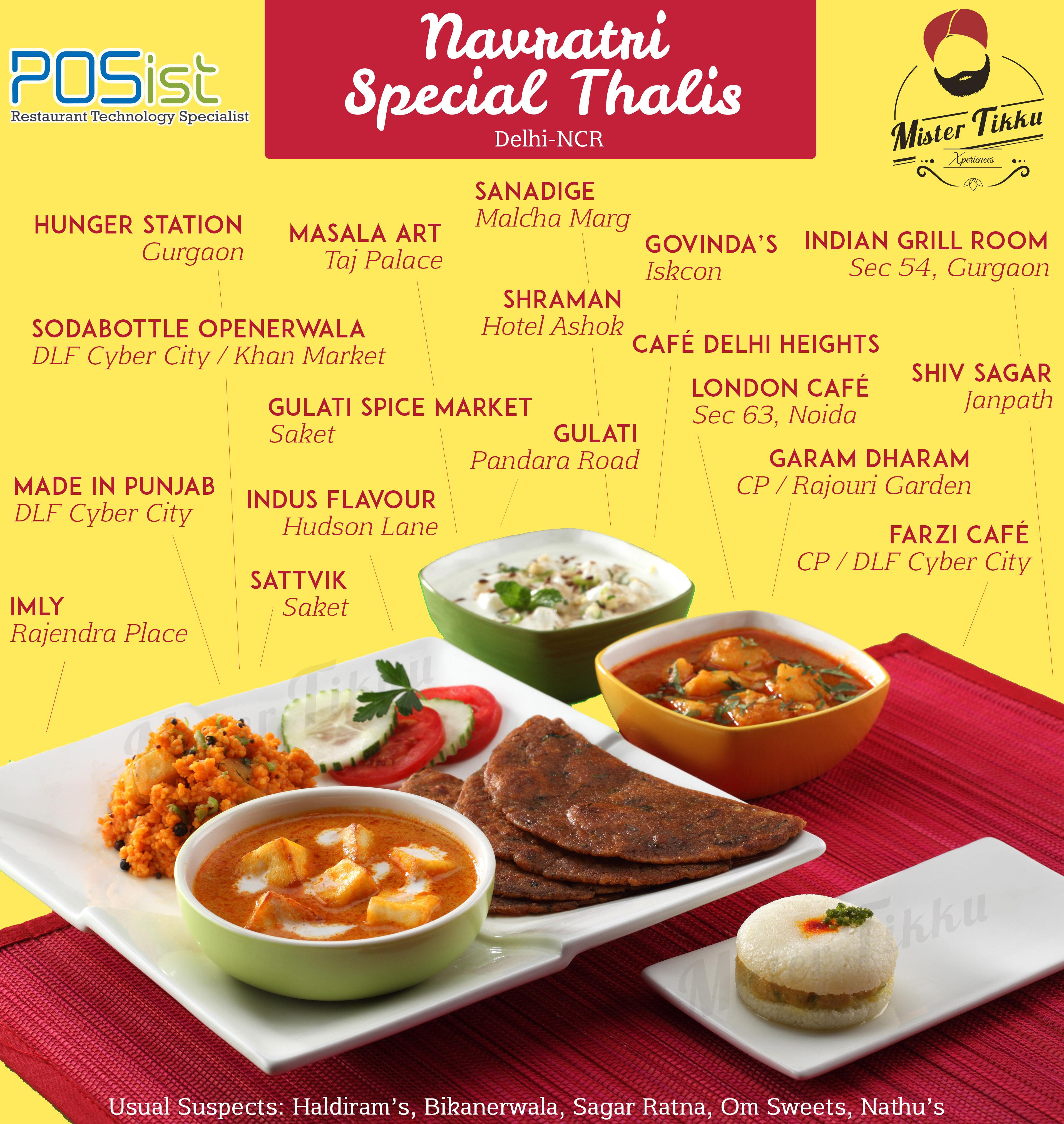 Best Restaurants In Delhi For Non Veg