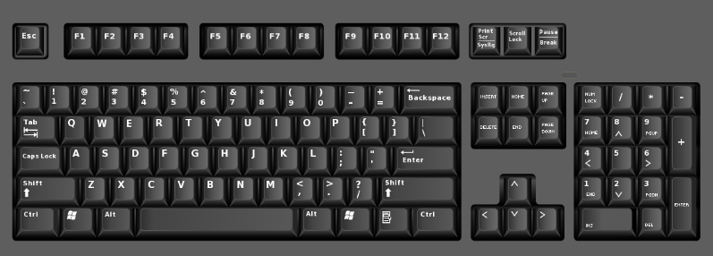 Keyboard becomes Teacher Leanirng