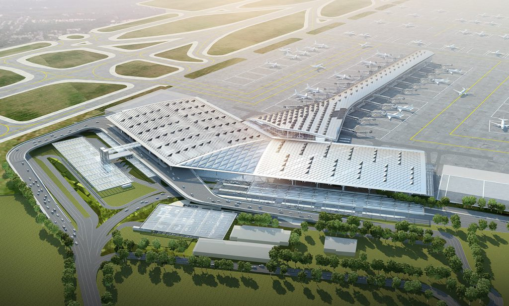 new delhi airport mister tikku