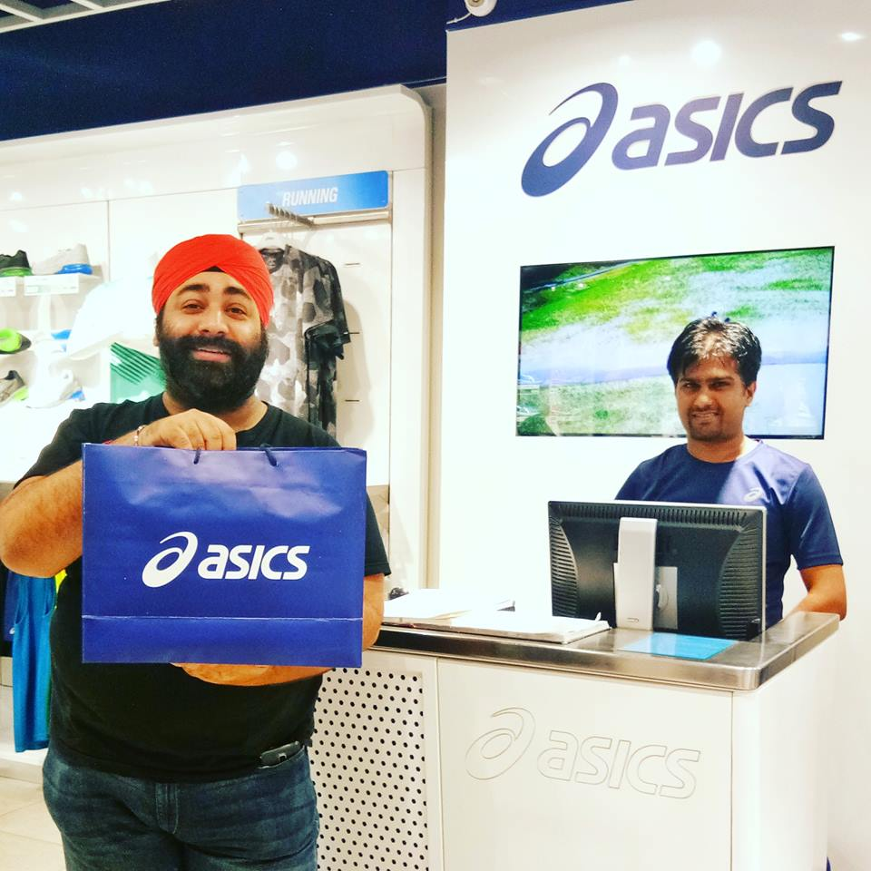 Asics Shoes - Sole with a Soul  -) - Mister Tikku Xperiences in ... 2cecab56d202