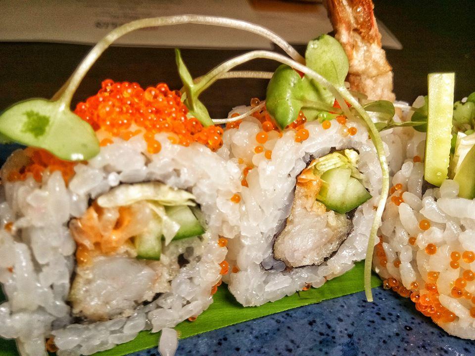veg sushi kylin experience