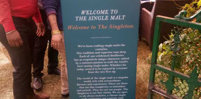 Singleton Malt Whiskey