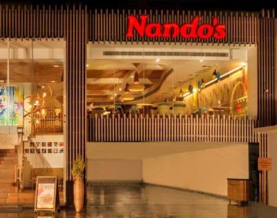 New At Nando's