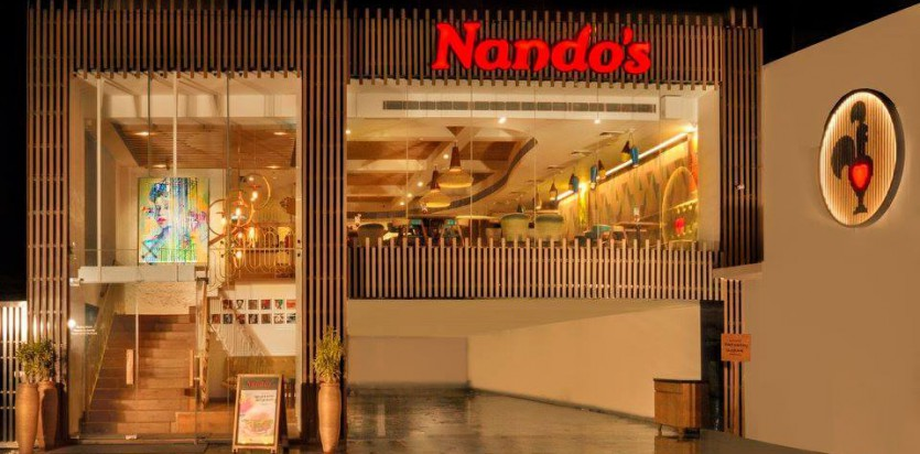 New At Nando's