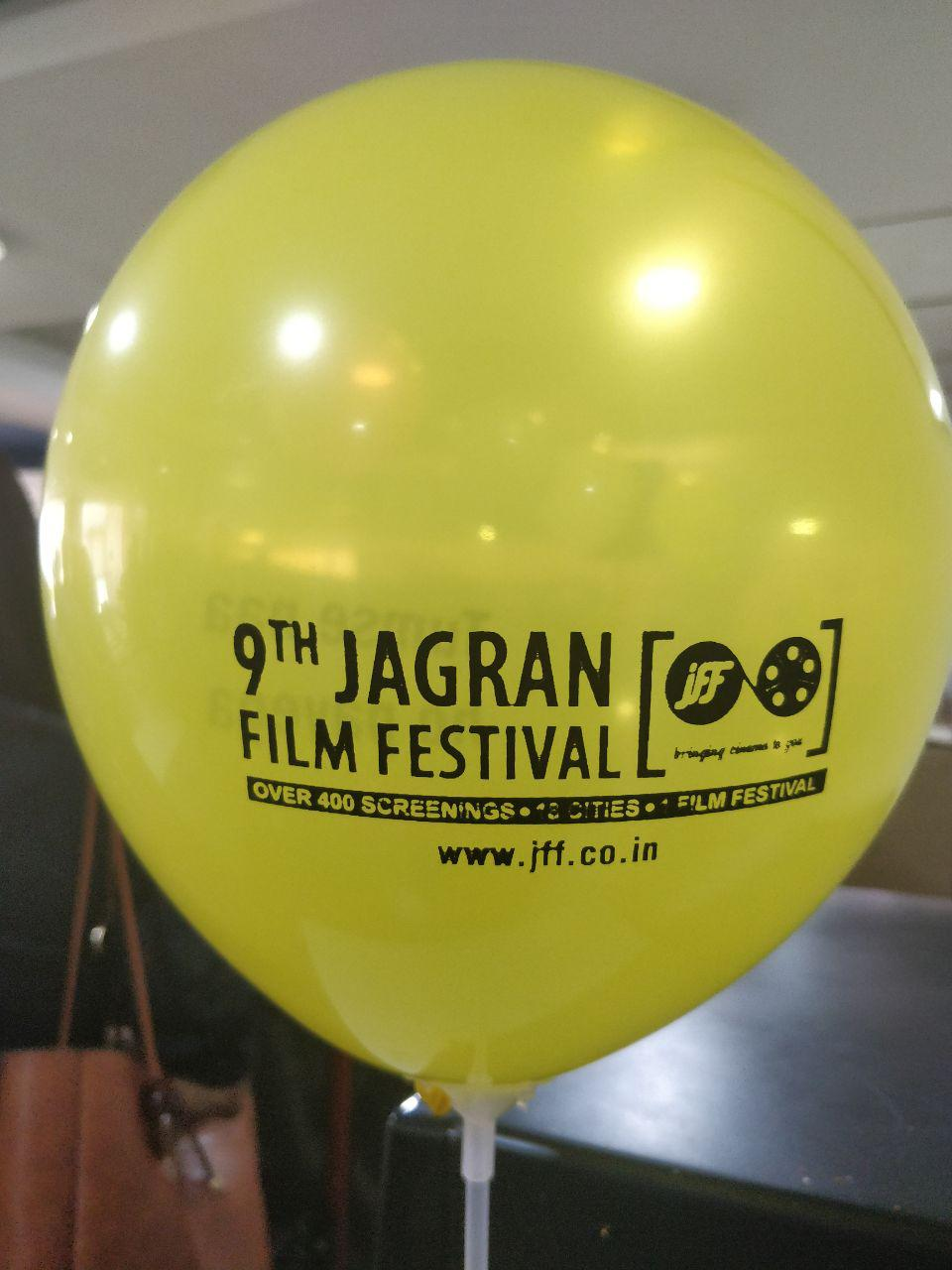 9th jagran film festival