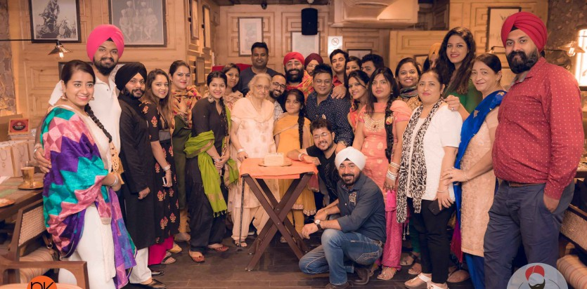 lunch event at ikk panjab by mister tikku