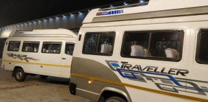 Tempo Travellers to Sterling Mussoorie Resorts and Hotels