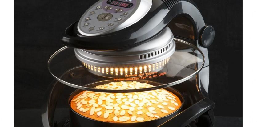 usha infiniticook halogen oven