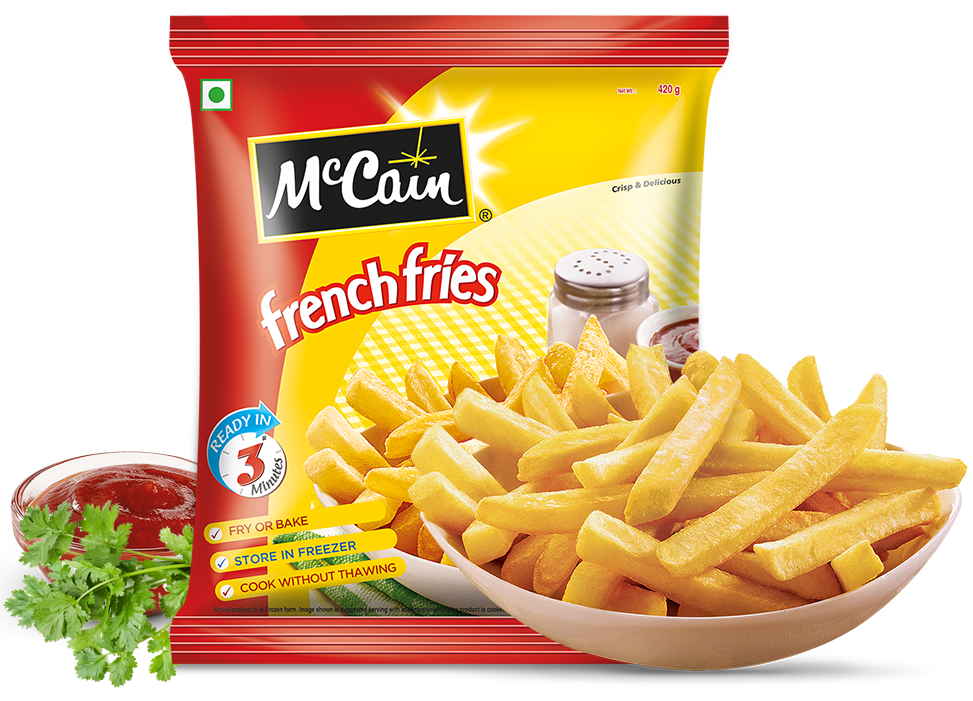 McCain French Fries Mister Tikku Net